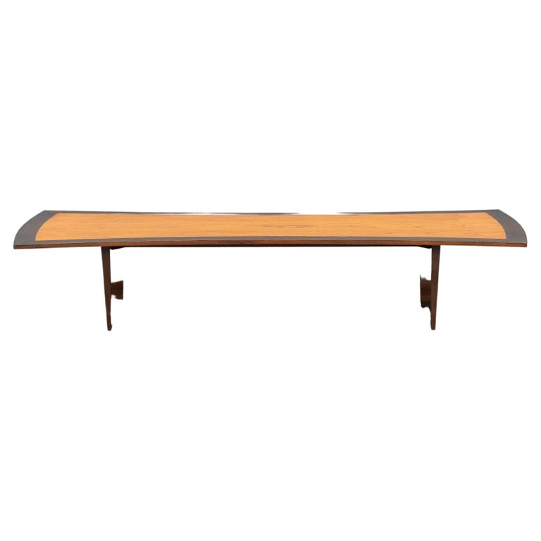 Harvey Probber Bow Tie Coffee Table For Sale 2
