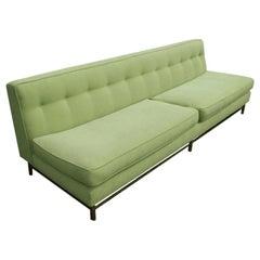 Harvey Probber Bronze Base Sofa