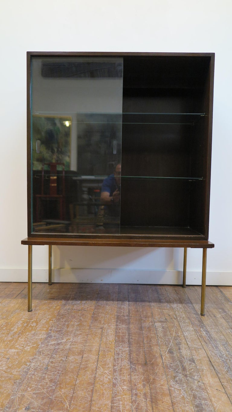 Lacquered Harvey Probber Cabinet For Sale