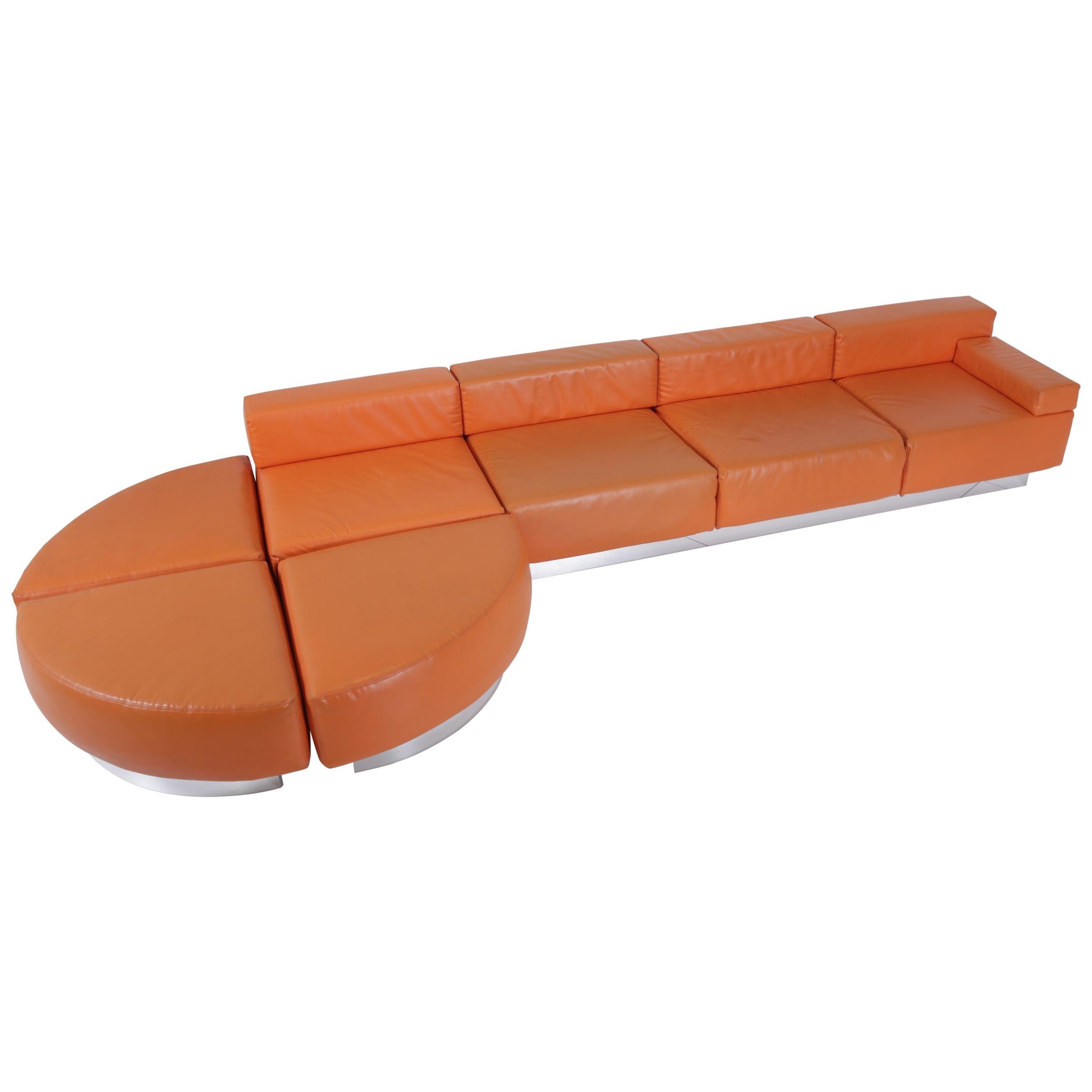 Harvey Probber Cubo Sectional Sofa