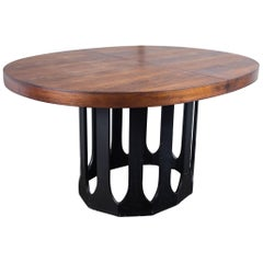Harvey Probber Dining Table with Two Leaves