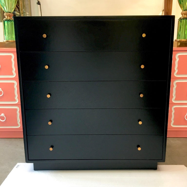 Harvey Probber Five-Drawer Chest For Sale 2