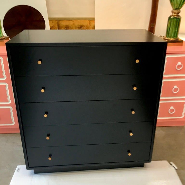 Harvey Probber Five-Drawer Chest For Sale 3