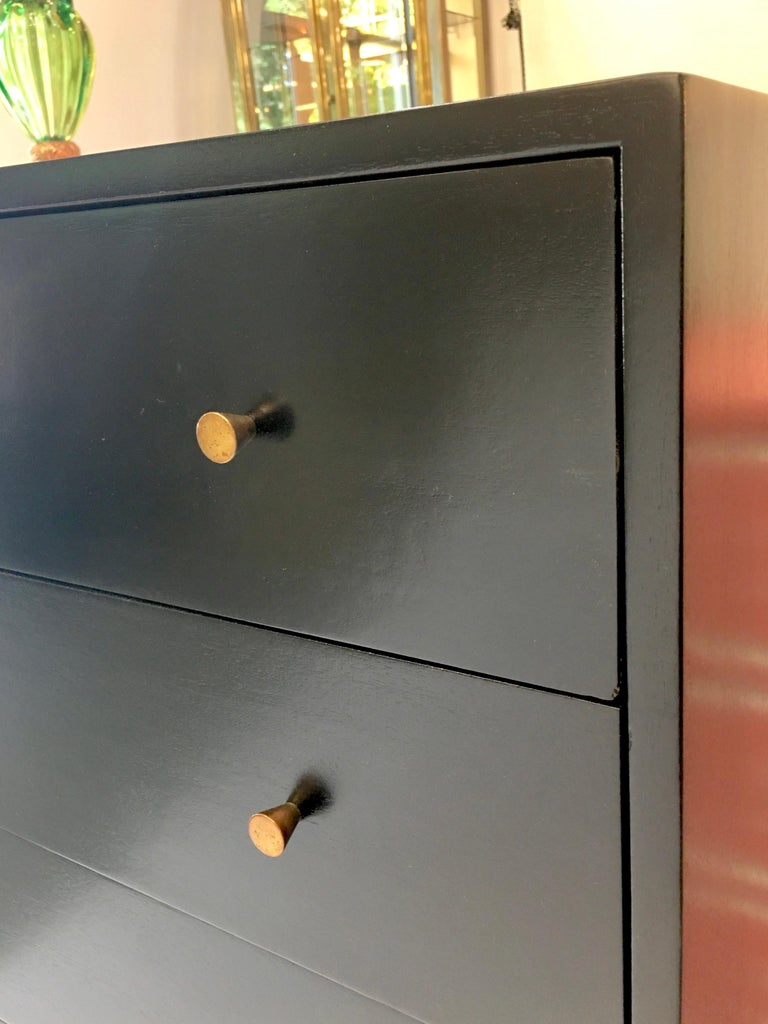 Harvey Probber Five-Drawer Chest For Sale 8