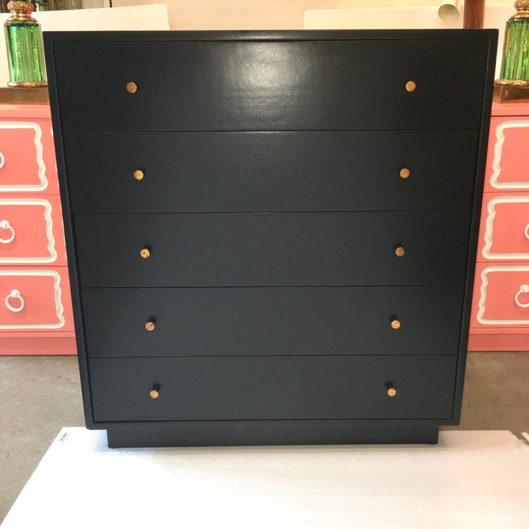 Harvey Probber Five-Drawer Chest For Sale 10
