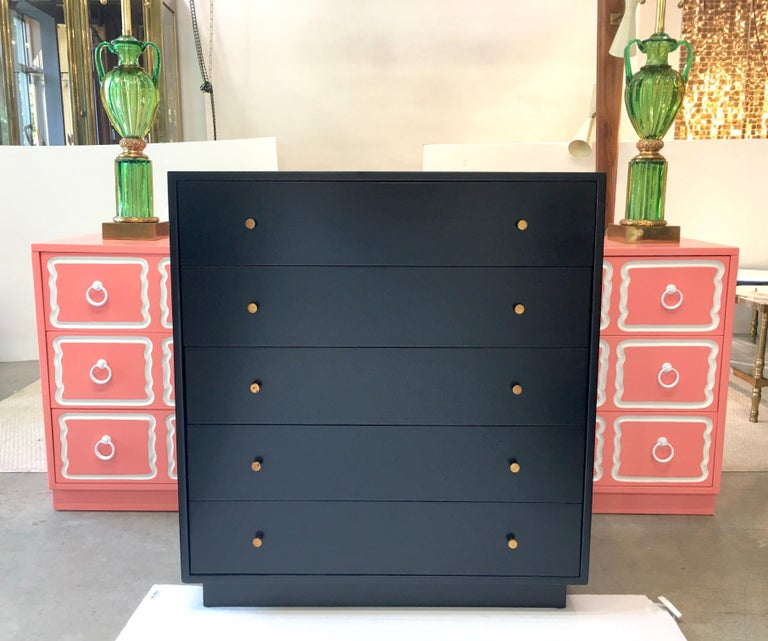 American Harvey Probber Five-Drawer Chest For Sale
