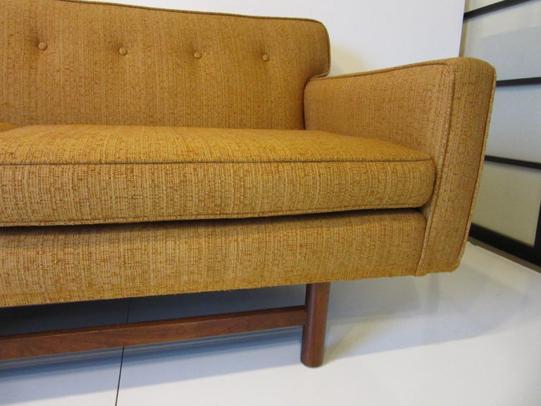 20th Century Mid Century Sofa in the style of Harvey Probber For Sale