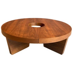 "Harvey Probber ""Nuclear"" Coffee Table, 1950s"