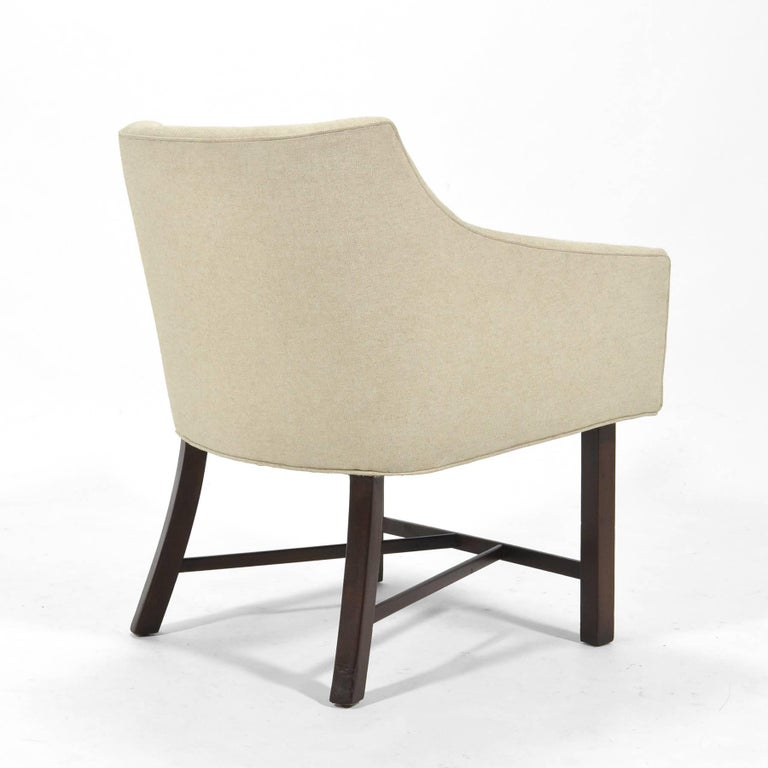 Mid-20th Century Harvey Probber Set of Three Armchairs For Sale