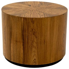 Harvey Probber Short Drum End Table for Modern