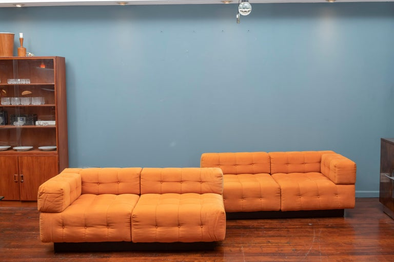 Harvey Probber Cubo Sectional Sofa For Sale 4