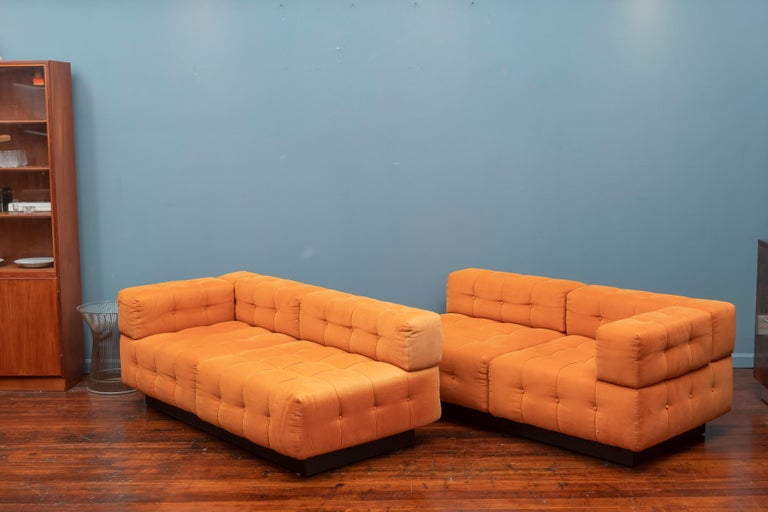 Harvey Probber Cubo Sectional Sofa For Sale 5