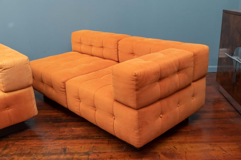 Harvey Probber Cubo Sectional Sofa For Sale 6