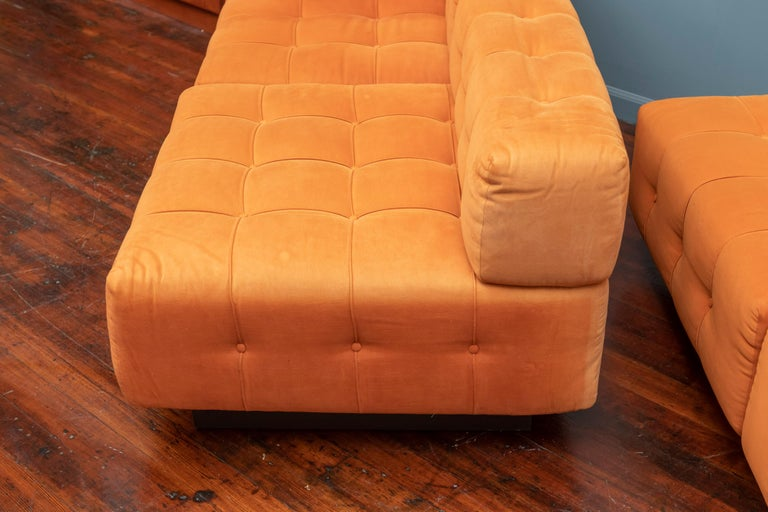 Harvey Probber Cubo Sectional Sofa For Sale 7