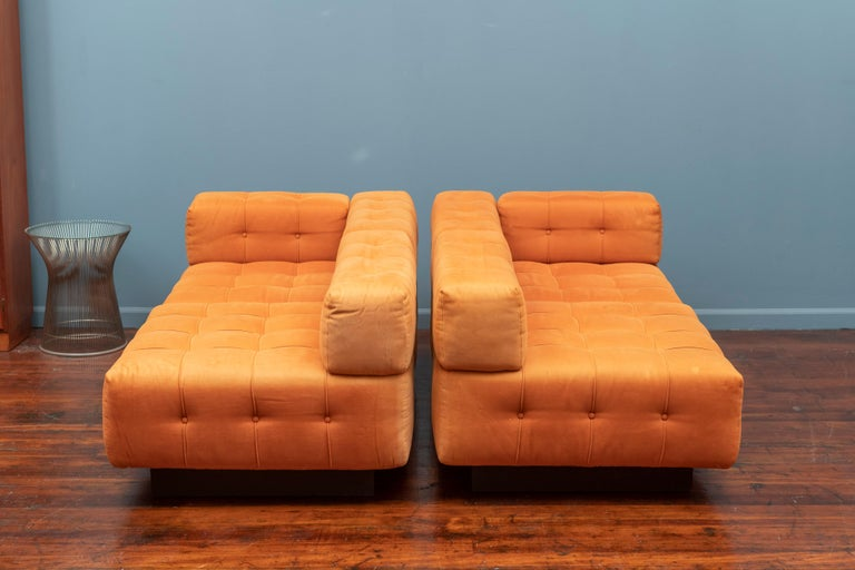 Harvey Probber Cubo Sectional Sofa For Sale 8