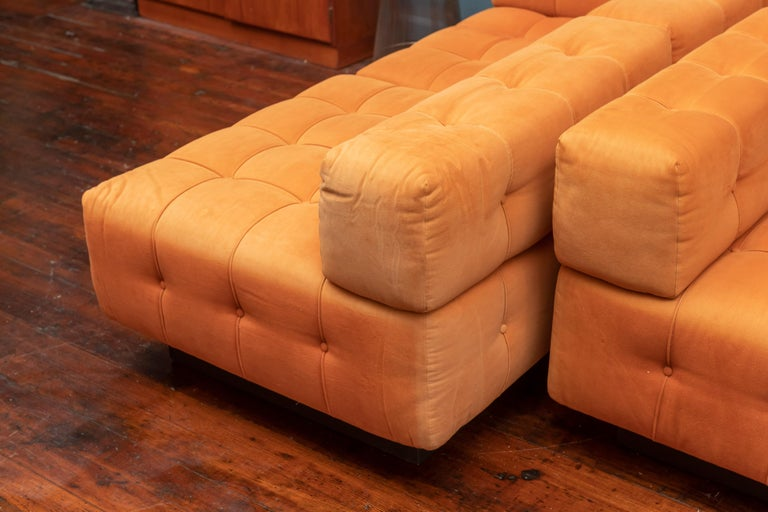 Harvey Probber Cubo Sectional Sofa For Sale 9