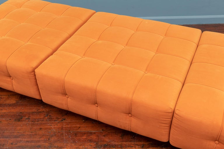Harvey Probber Cubo Sectional Sofa For Sale 2