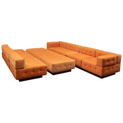 Harvey Probeer Cubo Sectional Sofa