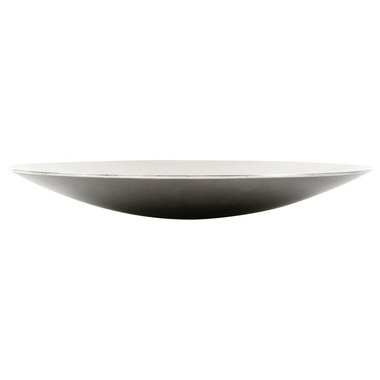 Hastelloy Metal Bowl by Bausch & Lomb For Sale