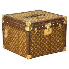 Hat Monogram Louis Vuitton Trunk