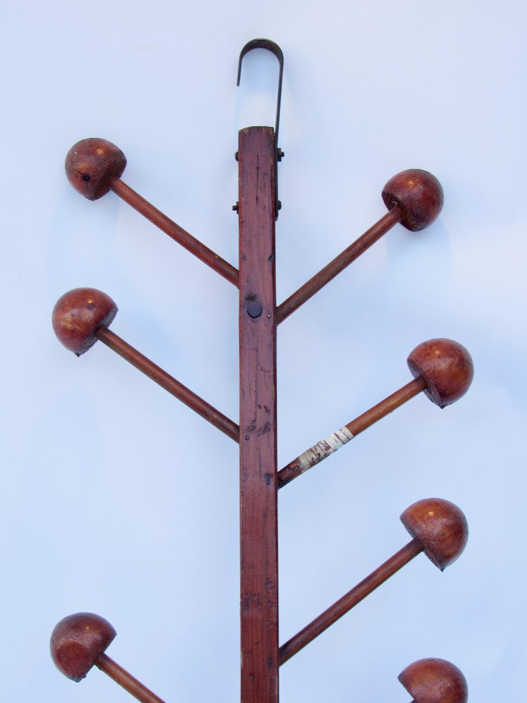 I Need Ideas For Decorating My Living Room: Hat Rack Merrimac Hat Factory Amesbury, Massachusetts