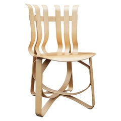 Hat Trick Bentwood Chair by Frank Gehry