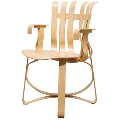 Hat Trick Chair by Frank Gehry for Knoll, circa 2003