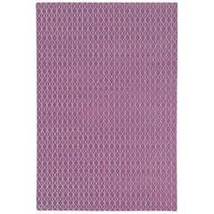 Hatches Rug Purple