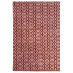 Hatches Rug Red