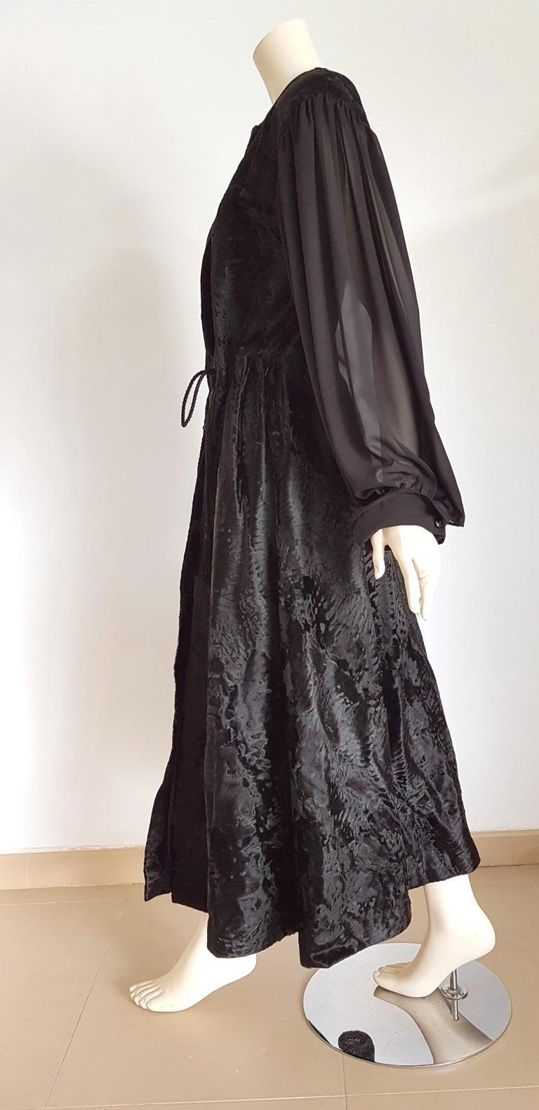 Black Haute Couture Giuliana TESO