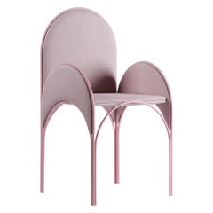 Hawa Beirut Pink Chair by Richard Yasmine