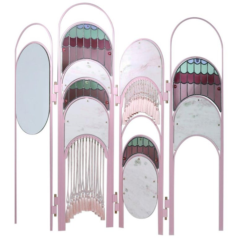 Hawa Decorative Separation Screen Panel Paravent For Sale