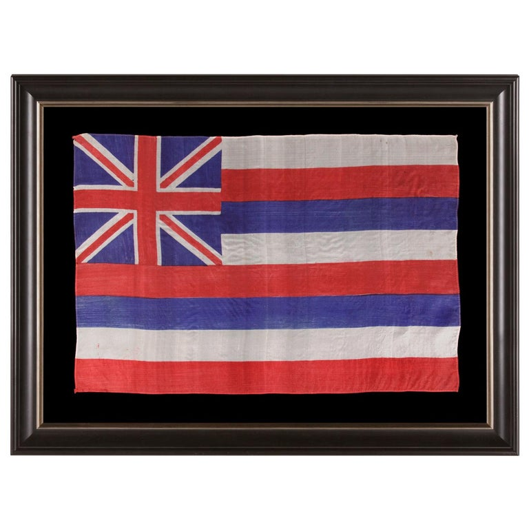 Hawaiian State Parade Flag For Sale