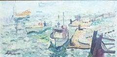 Boats at Harbor