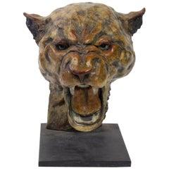 Head of a Feline