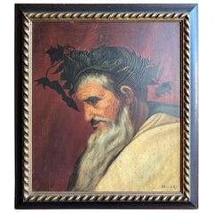 """""""Head of Bacchus"""" by Ignacio Beller"""