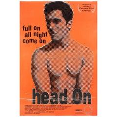 """Head On"" 1998 U.S. One Sheet Film Poster"
