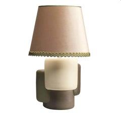 Heap/L Brown Table Lamp