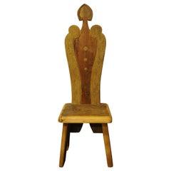 Heart Throne Chair
