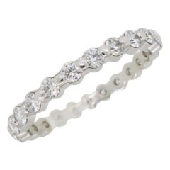 Hearts on Fire Diamond Eternity Band