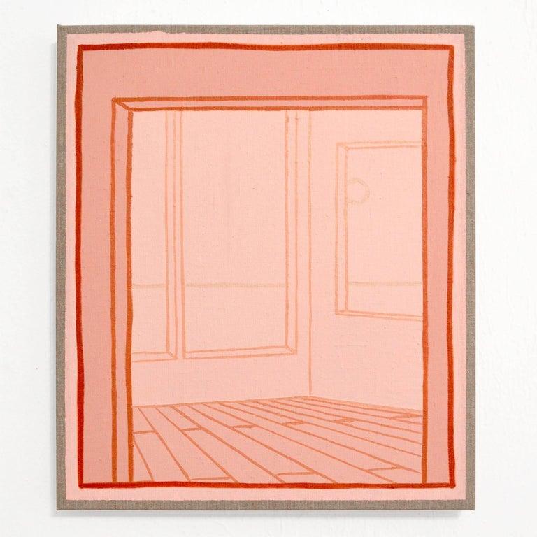 Heath West Interior Painting - Huis de Velden