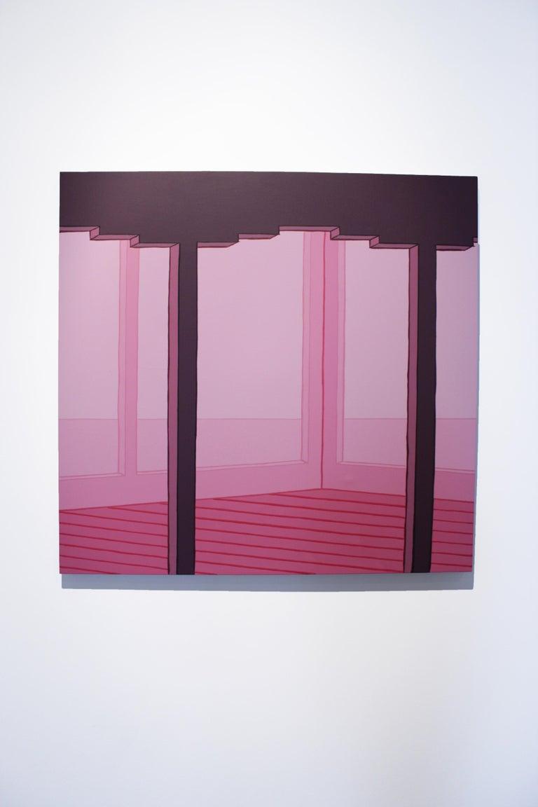 Heath West Interior Painting - Villa Lautner