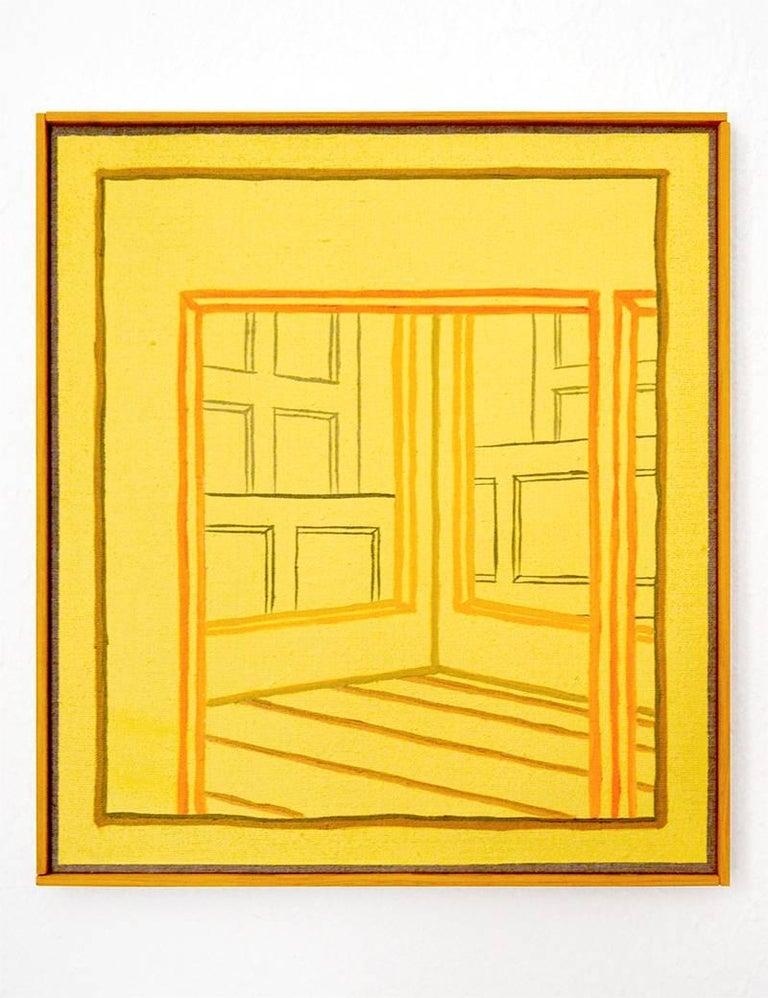 Heath West Interior Painting - Ville de l'infini