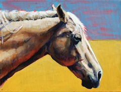 Summer Horse, Original Painting