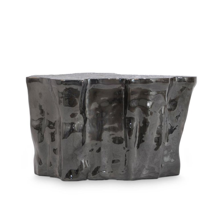 Side table Heaven Black made in 