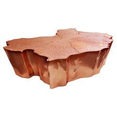 Heaven Copper Coffee Table