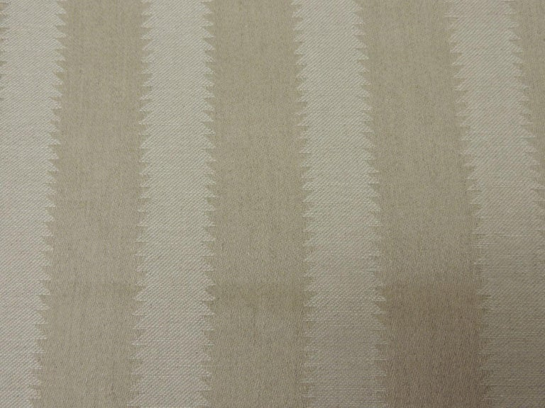 Hand-Crafted Heavy Linen Jacquard