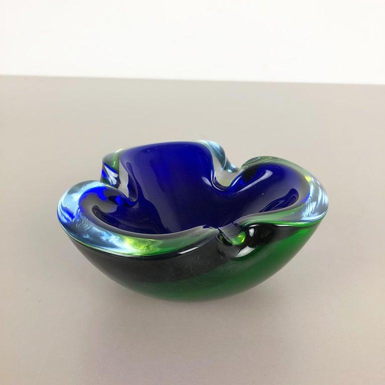 Mid-Century Modern Heavy Murano Glass