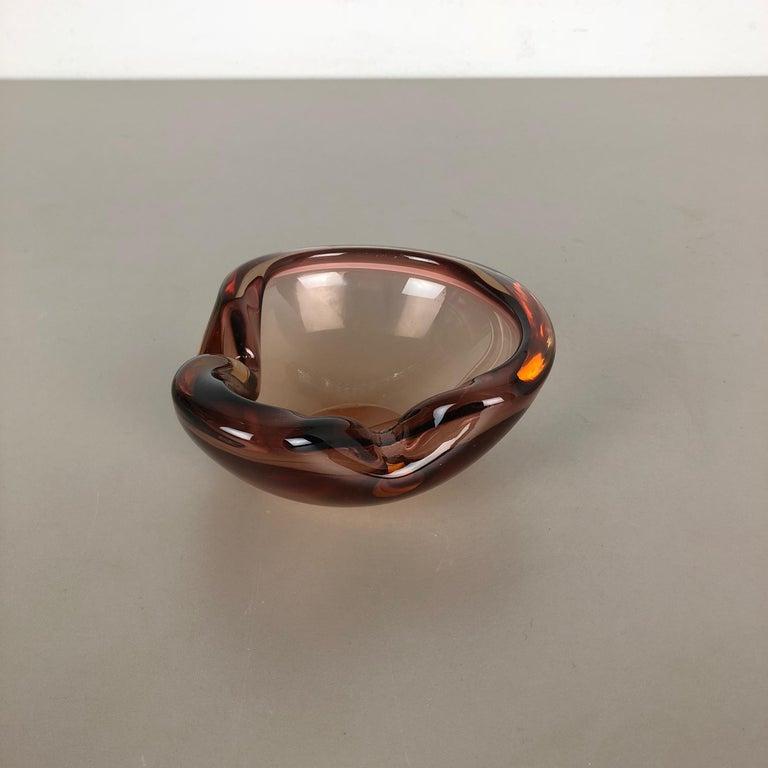 20th Century Heavy Murano Glass