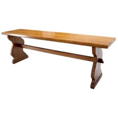 Arts and Crafts Dining Room Tables